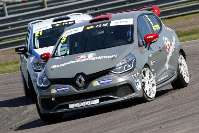 History Set To Be Made In Renault UK Clio Cup's Penultimate Rounds At Silverstone