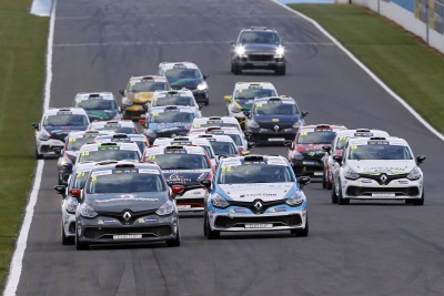 Fastest Ever Renault UK Clio Cup Races On The Cards At High-Speed Thruxton