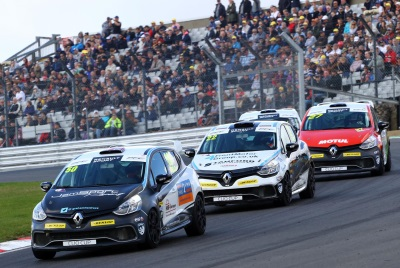 Field Makes It A Four-Strong Line-Up For Jamsport In 2017 Renault UK Clio Cup