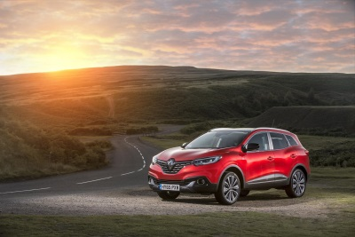RENAULT UK SALES CONTINUE TO OUTPACE MARKET IN 2016
