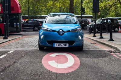 RENAULT Z.E. HITS THE WEST END FOR REGENT STREET MOTOR SHOW