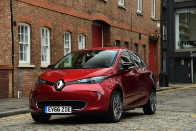 Renault Zoe Named A Game Changer At Autocar Awards 2017