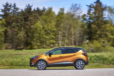 New Renault Captur