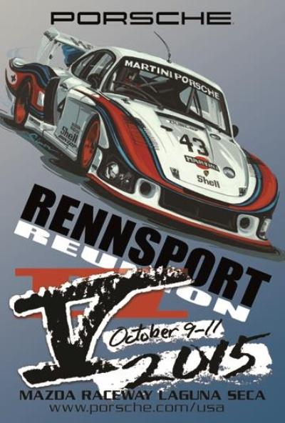 Porsche Announces Rennsport Reunion V