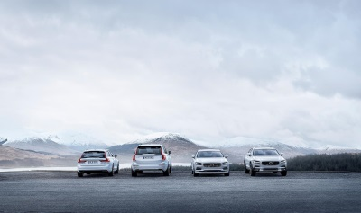 Strongest Ever Residual Values Underline Volvo's Success As A True Premium Player