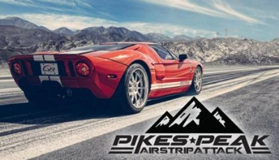 REVVOLUTION AND SHIFT-S3CTOR WILL BRING THE INAUGURAL PIKES PEAK AIRSTRIP ATTACK TO THE COLORADO SPRINGS AIRPORT IN JUNE