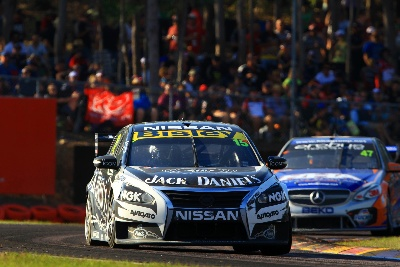Rick Kelly Scores A Fifth Place For Nissan In The Top End
