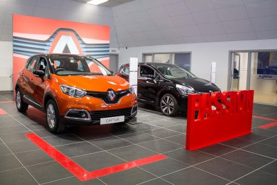 RIGHT CAR EXPANDS ITS NEW CAR OPERATION WITH FIRST RENAULT AND DACIA DEALERSHIP