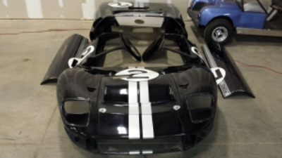 RK Motors Charlotte Acquires Iconic '66 Le Mans-Winning P/1064 GT40