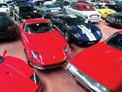 'DUEMILA RUOTE': RM SOTHEBY'S ROUNDS OUT 2016 WITH THRILLING NO RESERVE ITALIAN COLLECTION SALE