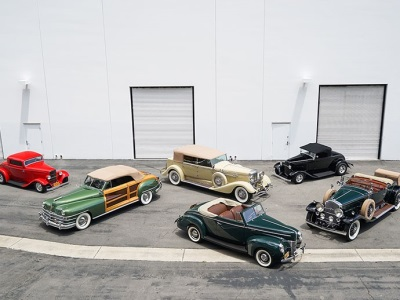 American Classics, European Convertibles, and Cars of the Stars: SoCal Car Culture Comes to RM Sotheby's Santa Monica