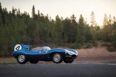 Records Set for Any American Car and Any British Car at RM Sotheby's Friday Monterey sale