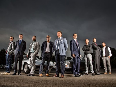 RM Sotheby's Stars in Exclusive Television Documentary Series 'Million Dollar Car Hunters'