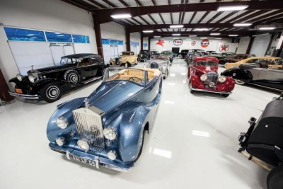 RM Sotheby's leads the way in Florida with record $70.9 million Amelia Island Concours d'Elegance sale