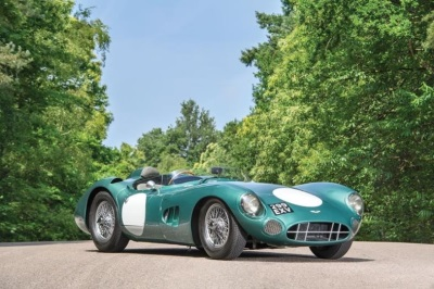 $22.6 Million Aston Martin DBR/1 Sets Record For British Automobile At RM Sotheby's Monterey Sale