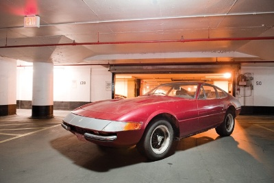 ALL-ORIGINAL FERRARI 365 GTB/4 DAYTONA TO BE OFFERED BY ITS FIRST AND ONLY OWNER AT RM'S AMELIA ISLAND SALE