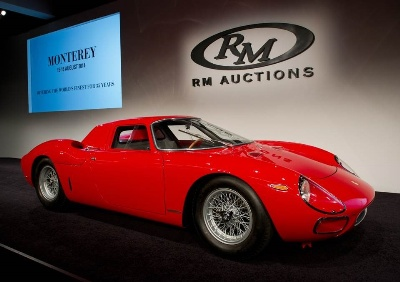 Ferrari 250 LM Leads Series of Million-Dollar-Plus Sales at RM's Friday Monterey Session