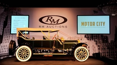 Rm celebrates 20th anniversary auction in the motor city Motor city car auction