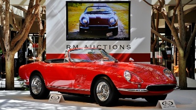 RM Group of Companies Celebrates Record-Setting 2013 With $442 Million in Sales and 'Best of Show' at Pebble Beach