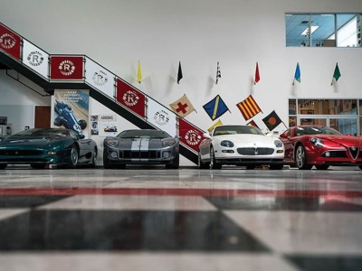 RM Group of Companies to offer select vehicles from Riverside International Automotive Museum at Summer California auctions