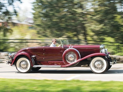 A TRUE ENTHUSIAST'S DUESENBERG SET TO BENEFIT MICHIGAN'S HILLSDALE COLLEGE AT RM SOTHEBY'S MOTOR CITY SALE