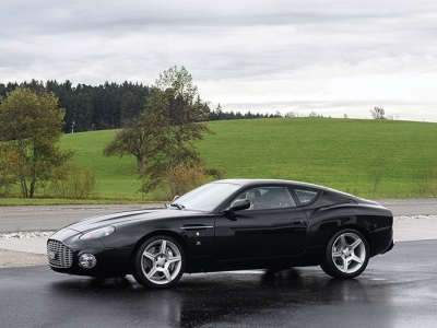 ONE-OF-A-KIND PORSCHE AND EXCLUSIVE PAIR OF ZAGATO-BODIED ASTON MARTINS BOUND FOR RM SOTHEBY'S PARIS