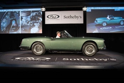 RM Sotheby's Raises the Bar with Record-Breaking $60 Million Amelia Island Sale
