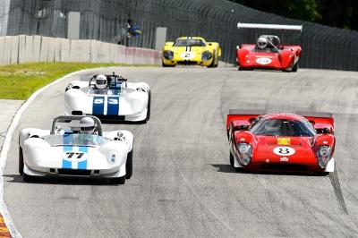 The Weathertech International Challenge With  Brian Redman Presented By Hawk Returns  To Road America July 20-23