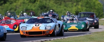 VINTAGE RACING SETS THE 2016 SEASON IN MOTION AT ROAD AMERICA