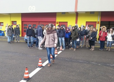 ROAD SAFETY FOR YOUNGSTERS AT MUGELLO