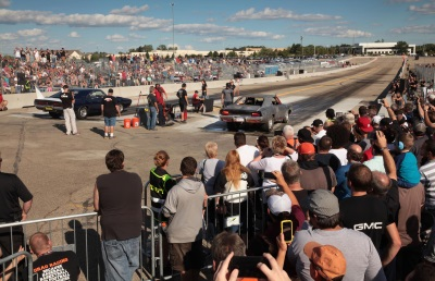 'ROADKILL NIGHTS POWERED BY DODGE' BRINGS LEGAL DRAG RACING TO WOODWARD AVE. AT M1 CONCOURSE ON AUGUST 19