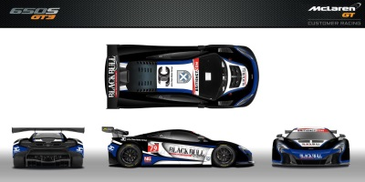 FACTORY DRIVER ROB BELL JOINS BLACK BULL ECURIE ECOSSE FOR BRITISH GT ASSAULT