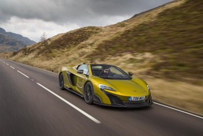 Rob Melville Appointed Design Director Of McLaren Automotive