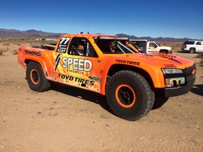 ROBBY GORDON TO START IN THE FIRST POSITION FOR SATURDAY'S PARKER 425