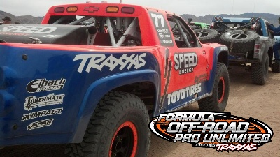 ROBBY GORDON INTRODUCES THE PRO UNLIMITED CLASS TO THE MEXICAN 1000