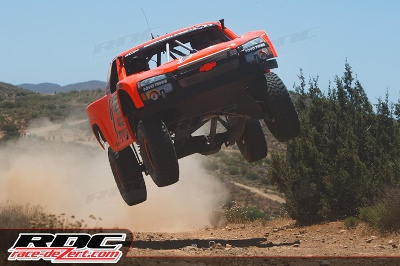 Robby Gordon And Speed Energy Top Qualifying For Baja 500