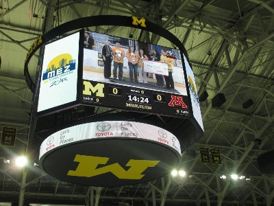 First Robotics of Michigan Powered by Toyota
