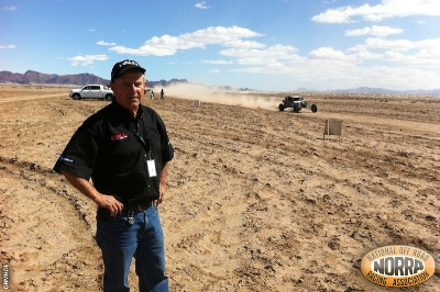 ROD HALL NAMED GRAND MARSHAL OF 2014 GENERAL TIRE NORRA MEXICAN 1000