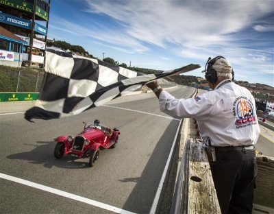 ROLEX MONTEREY MOTORSPORTS REUNION : EVENT OF LEGENDS