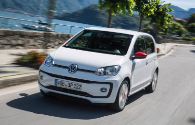 ROLL UP! ROLL UP! NEW-LOOK VOLKSWAGEN CITY CAR IS OPEN FOR ORDER
