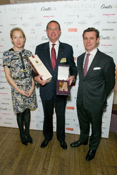 ROLLS-ROYCE MOTOR CARS AWARDED 'BRITISH LUXURY BRAND' AT WALPOLE AWARDS FOR EXCELLENCE
