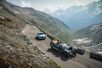ROLLS-ROYCE CENTENARY ALPINE WORKS TEAM REUNITED AT THE 'NIGHT OF THE WHITE GLOVES'