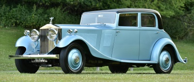 Rolls-Royce Announces 'The Great Eight Phantoms' - A Rolls-Royce Exhibition Will Be At Bonhams