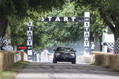 Rolls-Royce Celebrates Successful 2017 Goodwood Festival Of Speed