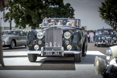 Rolls-Royce Celebrates 2017 Goodwood Revival