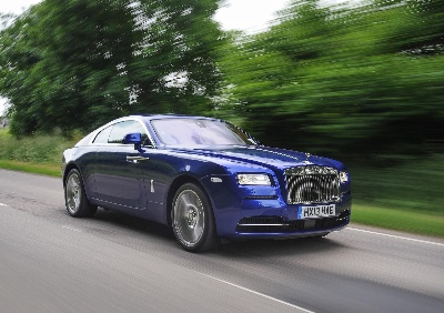 World To Stand Still For Rolls-Royce Wraith At Goodwood Festival Of Speed