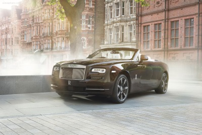 Rolls-Royce Motor Cars London Welcomes Unique 1 Of 1 Dawn Mayfair Edition To Iconic Berkeley Square Showroom