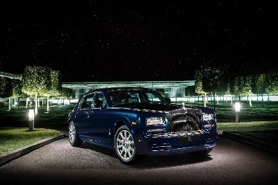 Rolls-Royce At The Dubai International Motor Show