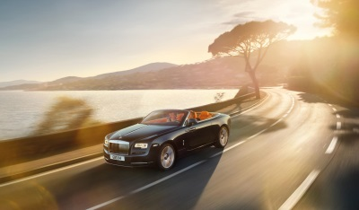 ROLLS-ROYCE DAWN RECOGNISED BY GERMAN DESIGN COUNCIL AS 'BEST OF BEST'
