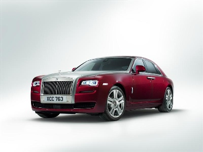 ROLLS-ROYCE MOTOR CARS DEBUTS GHOST SERIES II TO NORTH AMERICA AT 2014 NEW YORK INTERNATIONAL AUTO SHOW